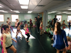 Broadway Connections Dirty Dancing Workshop 2015-12-31 (1)