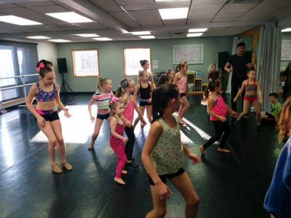 Broadway Connections Dirty Dancing Workshop 2015-12-31 (2)