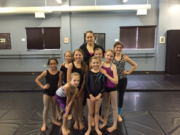 Acro workshop with Michelle C Smith 2016-07-16 (1)