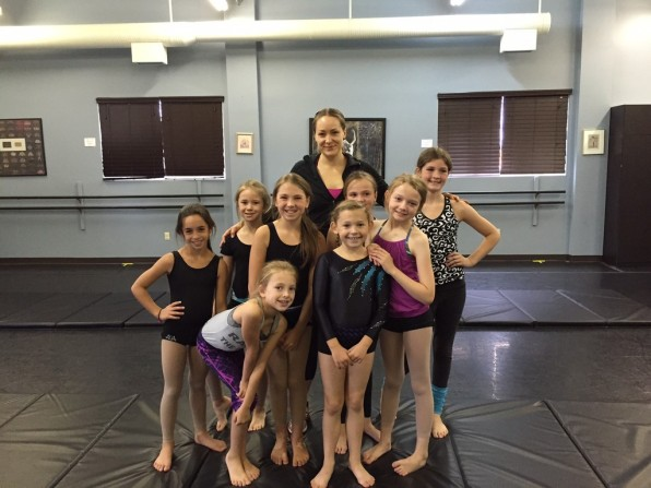 Acro workshop with Michelle C Smith 2016-07-16 (2)