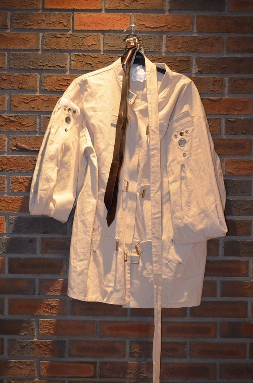 For Rent Item 003. Straight Jacket; hiphop/musical theatre. Size: Senior